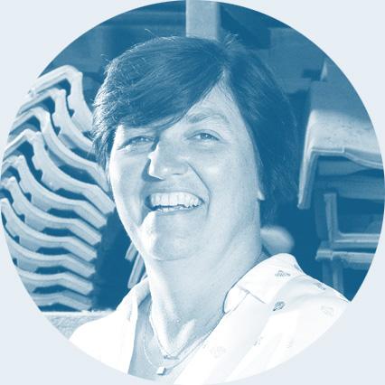 Sabine Verdonckt, dakwerken Daco